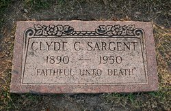 Clyde Clifford Sargent
