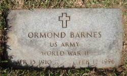 Ormond Barnes