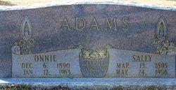 Onnie Adams, Sr