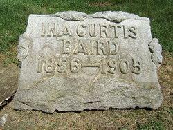 Ina <I>Curtis</I> Baird