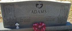 Mildred L Adams