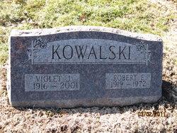 "Violet J ""Jean"" <I>Smith</I> Kowalski"