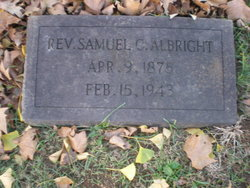 Rev Samuel Charles Albright