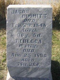 Jacob Indiana Dimmitt