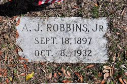 Andrew Jackson Robbins Jr.