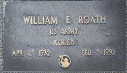 William E Roath