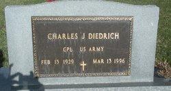 Charles Joseph Diedrich