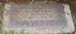 Amelia O <I>Pech</I> Albers