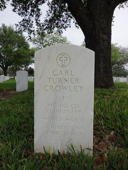 Carl Turner Crowley