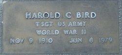 Harold Christian Bird