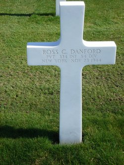 Pvt Ross C Danford