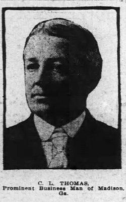 Charles Lewis Clark Thomas