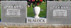 Julia May <I>Guyton</I> Blalock
