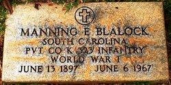Manning Earl Blalock
