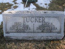 Lucy A. <I>Mathews</I> Tucker