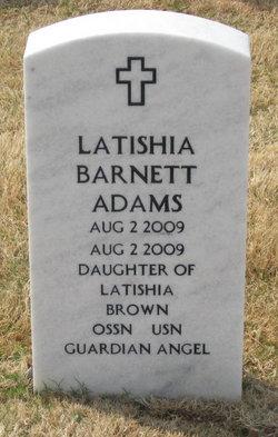 Latishia Barnett Adams