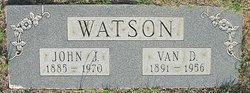 John James Watson