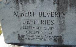 Albert Beverly Jefferies