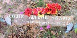 Louis Taylor Adams
