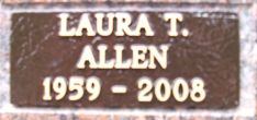 Laura T Allen