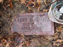 Carrie <I>Richer</I> Alvarez