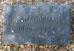 J. S. Hardeman