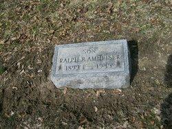 Ralph Bernard Amheiser