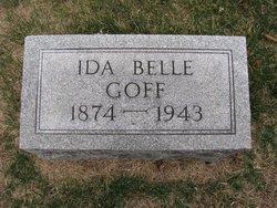 Ida Belle <I>Britton</I> Goff