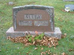 Benjamin Harrison Alley