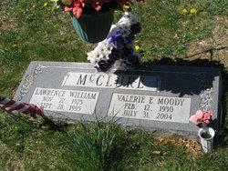 Valerie <I>Early     Moody</I> McClure