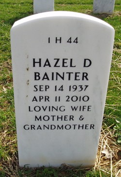 Hazel Dean <I>Wood</I> Bainter