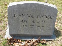 John William Justice Sr.