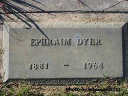 Ephraim Dyer