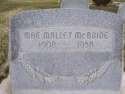 Mae Mallet Mcbride