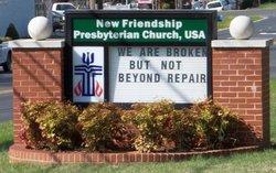 New Friendship Presbyterian Church Cemetery