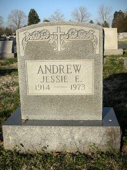 Jessie Estelle <I>Haynes</I> Andrew