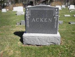 Ella F. <I>Apgar</I> Acken