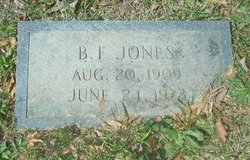 "Buford F ""Bo"" Jones"