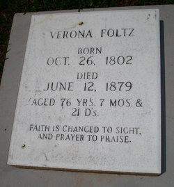 Verona <I>Reich</I> Foltz