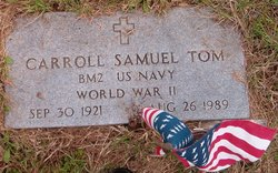 Carroll Samuel Tom