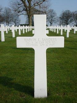 Tec5 Marvin E Sanders