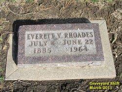 "Everett Sylvester ""Vester"" Rhoades"