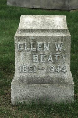 Ellen Woodhouse <I>Smith</I> Beaty