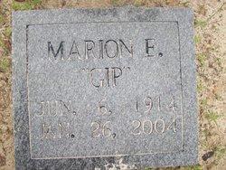 """Marion E """"Gip"""" McKeever"""