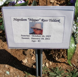 "Napoleon Ross ""Nipper"" Tiddark"