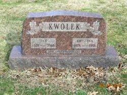 "Jan ""John"" Kwolek"