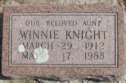 Winnie Knight