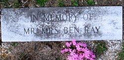 Mrs Ben Ray