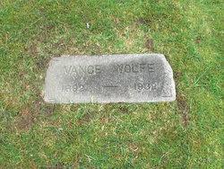 Vance Wolfe