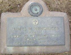 James Marshall Hendricks